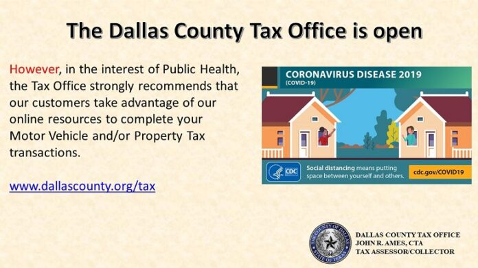 Dallas County Tax Office