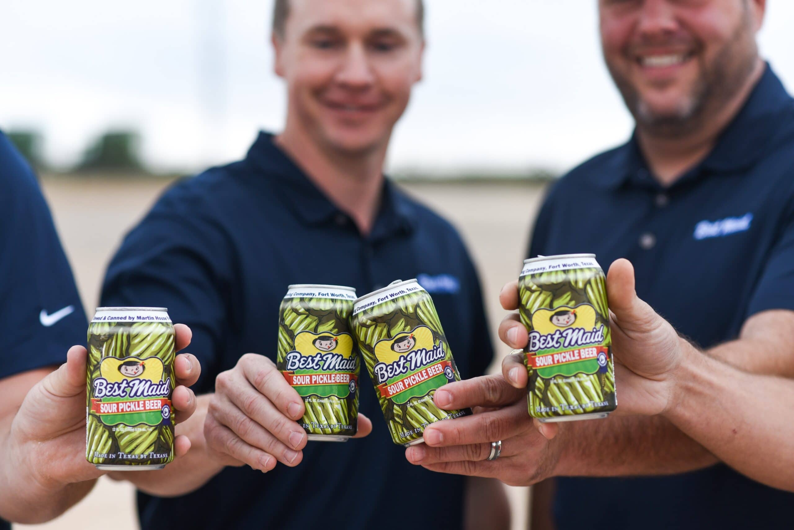 Martin House pickle beer