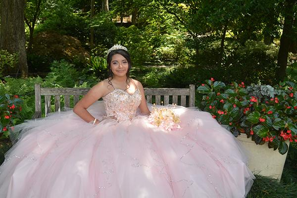 Dallas Arboretum and Botanical Garden kicks off Hispanic Heritage Month in style with its third annual Quinceañera Fashion Show on Saturday