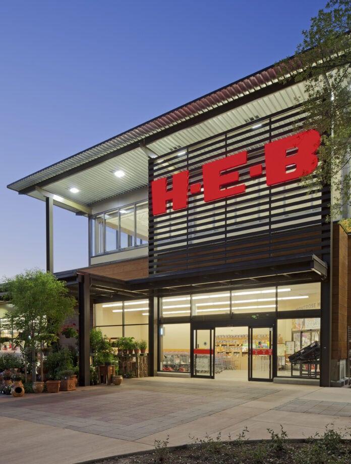 H-E-B exterior