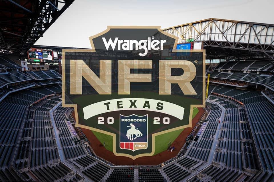 Wrangler NFR Globe Life field