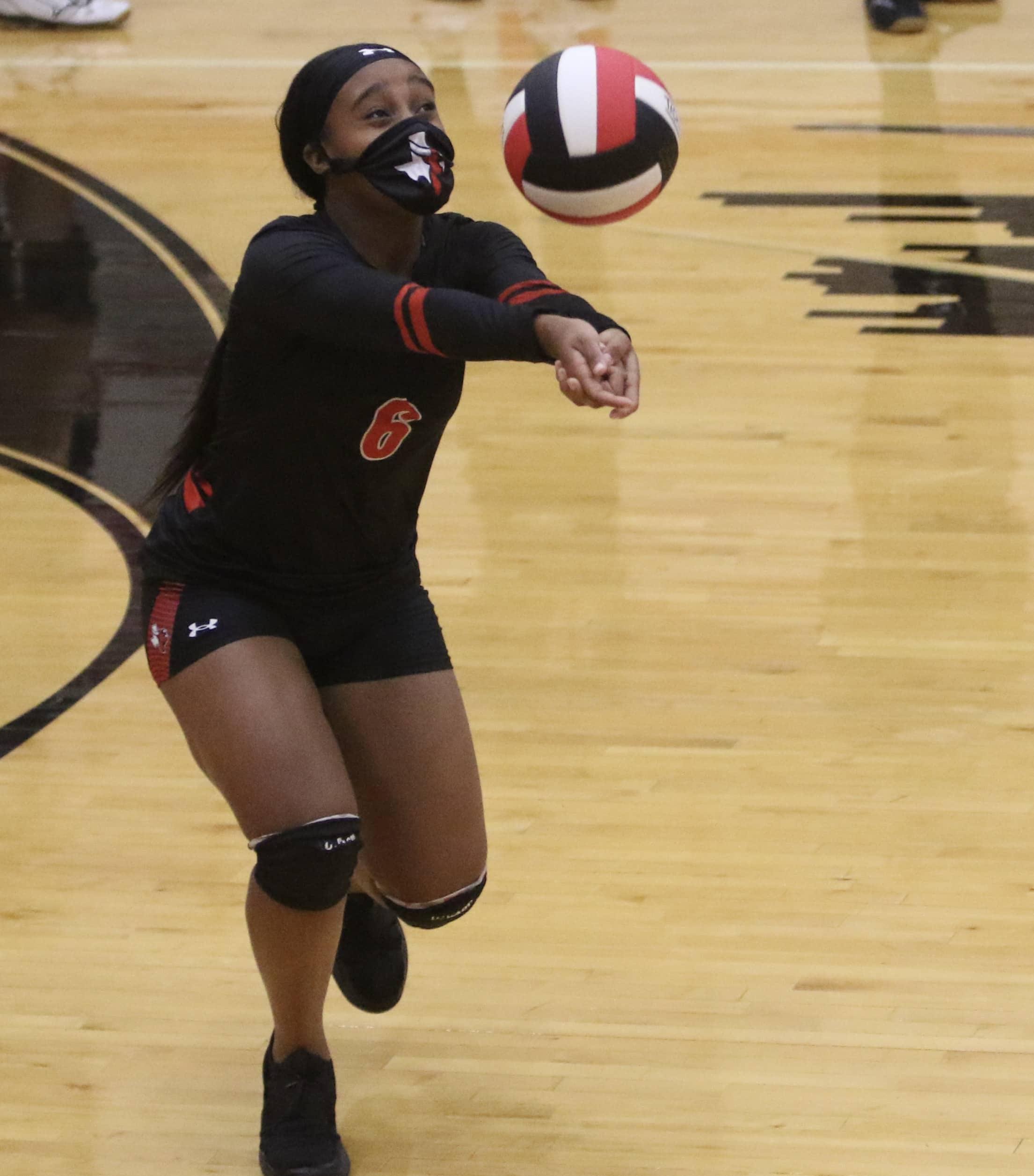 Cedar Hill volleyball