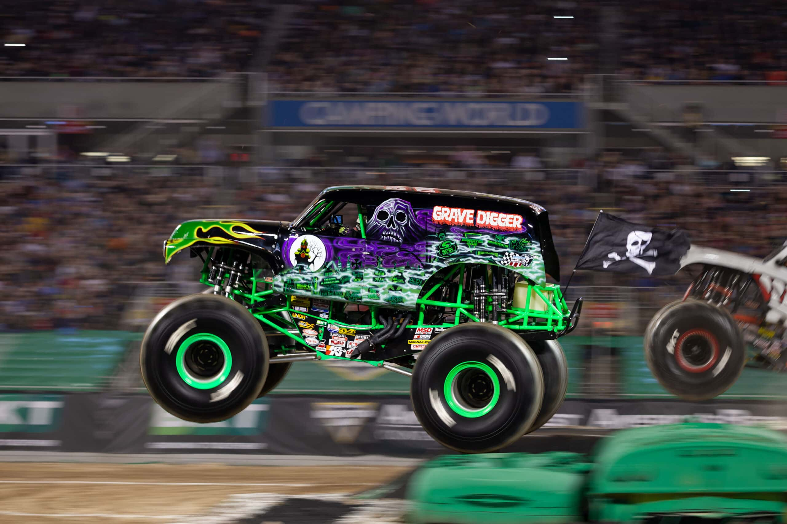 Monster Jam Returns To Texas In October Focus Daily News