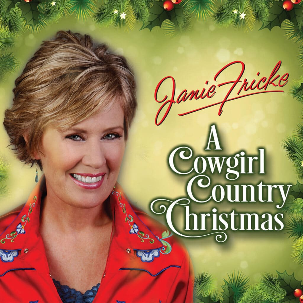 Janie Fricke releases A Cowgirl Country Christmas album