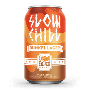 Slow chill dunkel can