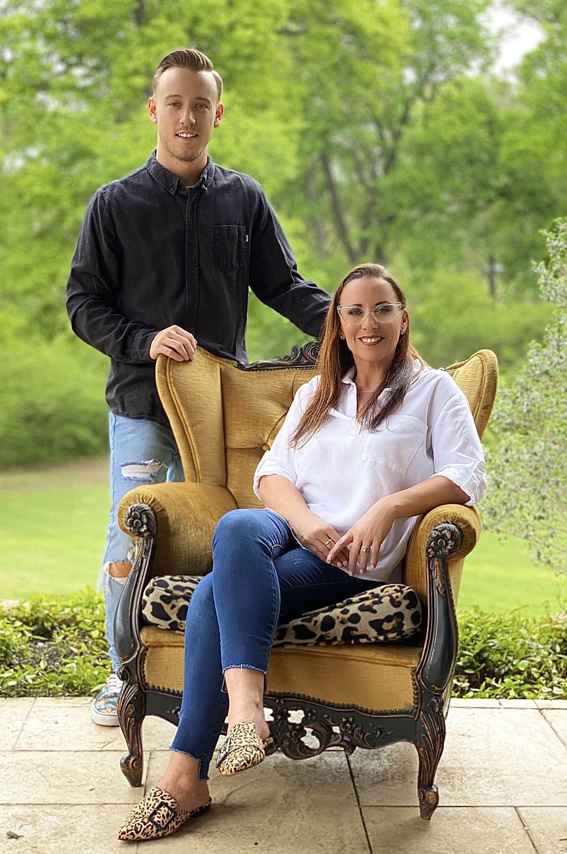 Zach and Suzann Chambers