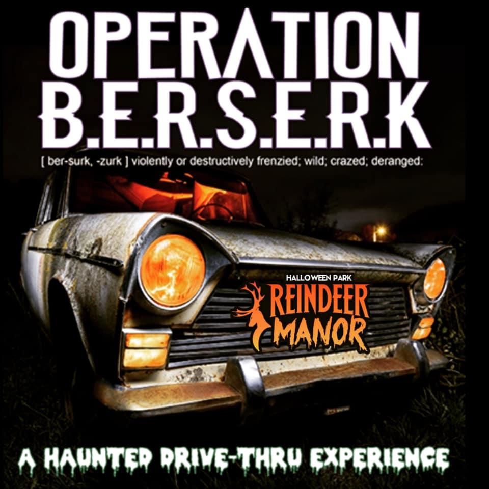 Operation Berserk flyer