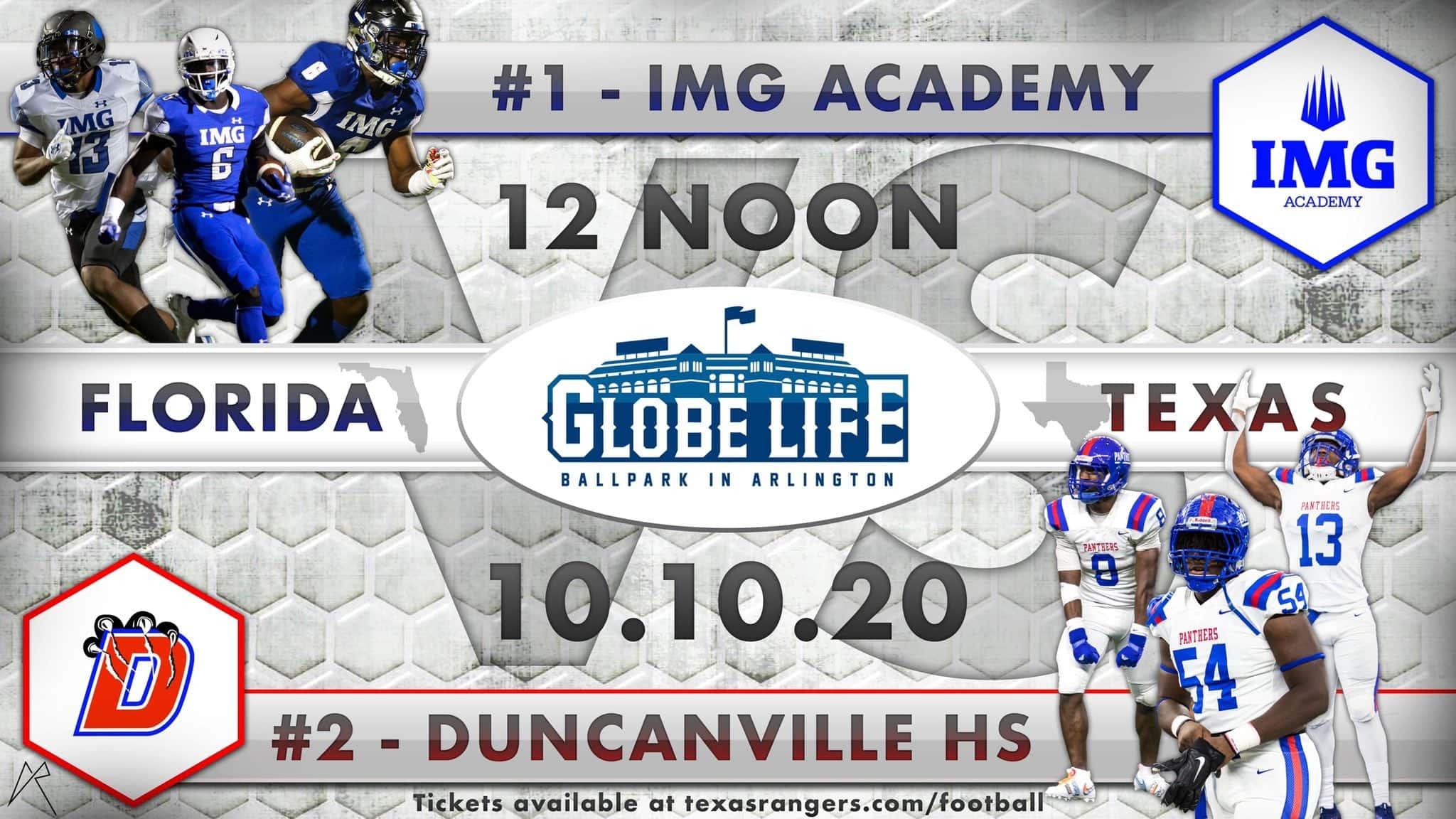 Duncanville v IMG Academy