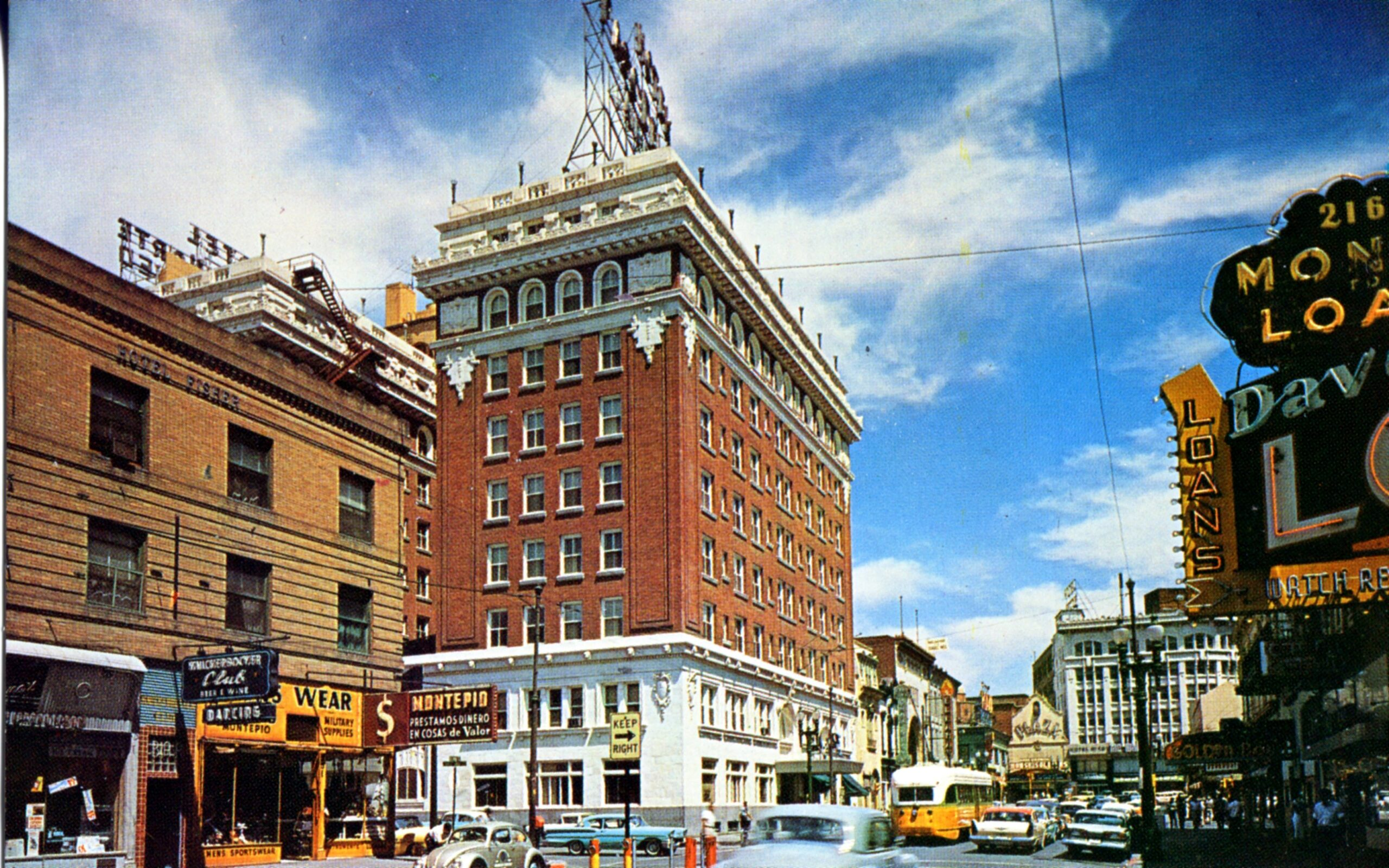 1963 El Paso Hotel