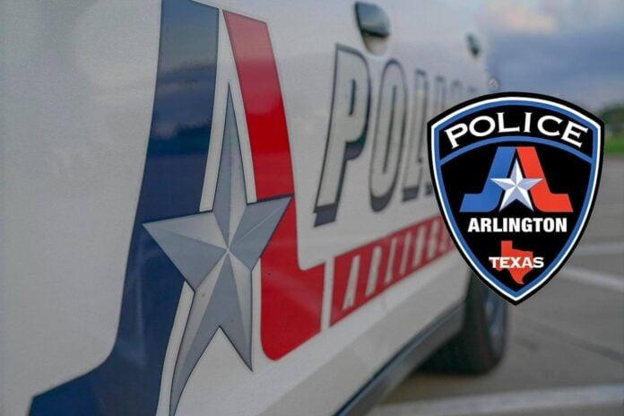 Arlington police press release