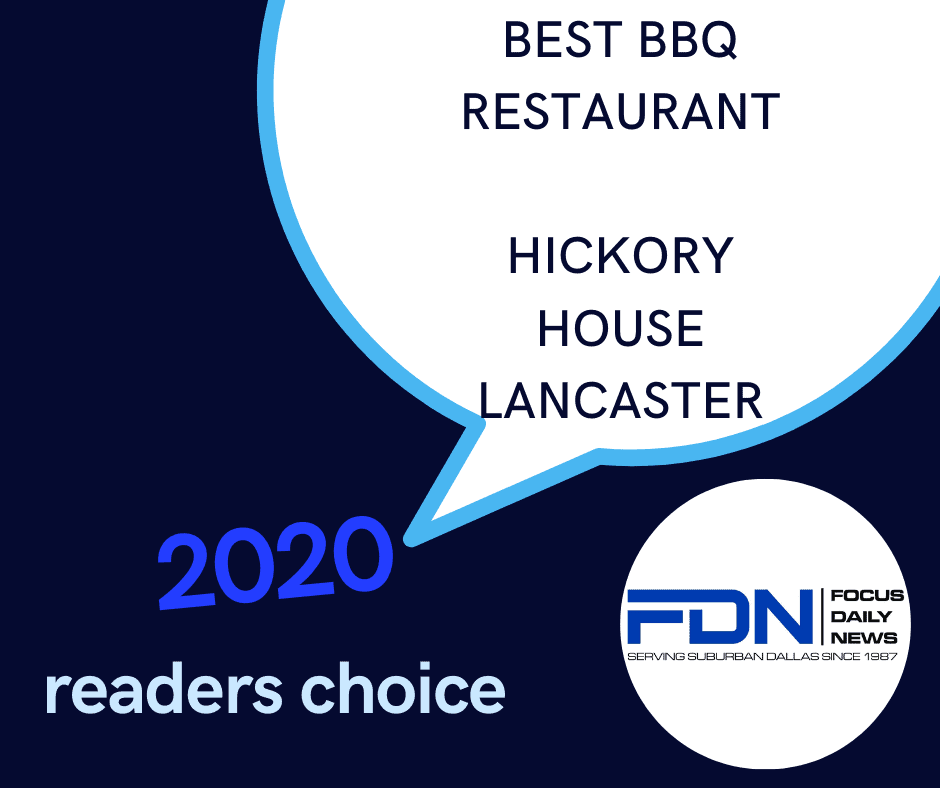 Hickory House Readers Choice poster
