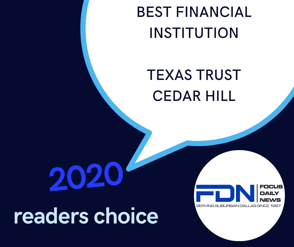 Best Financial Institution Flyer