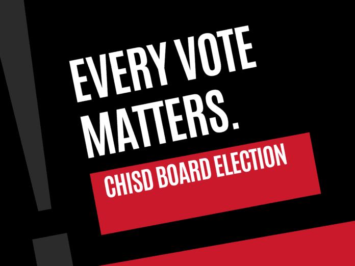 CHISD Board flyer