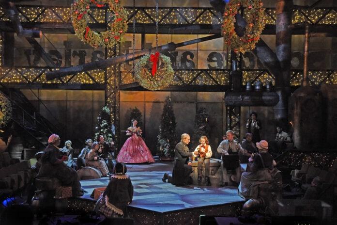 Dallas Theater Center plans film version of A Christmas Carol