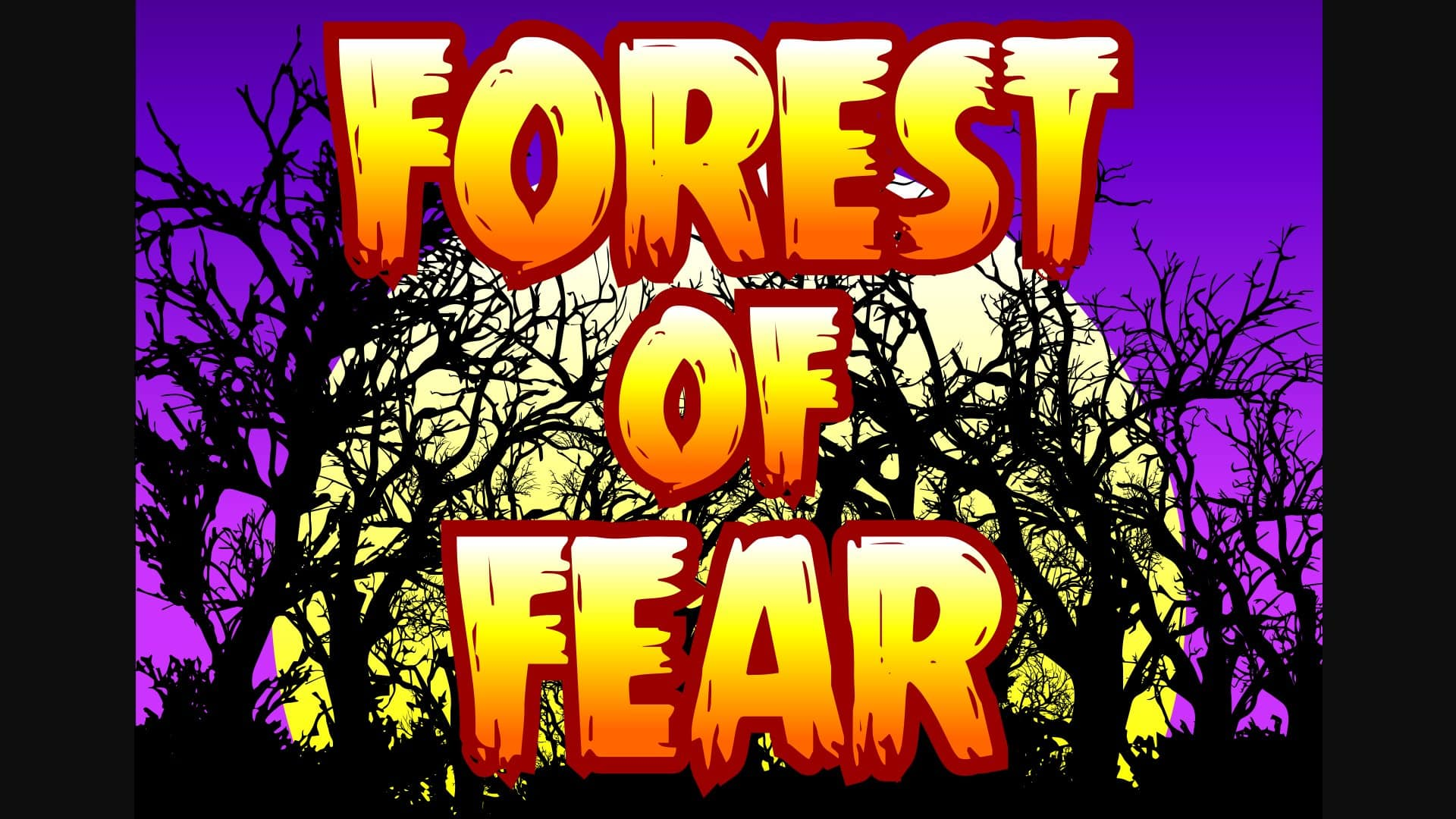 Forest of Fear poster