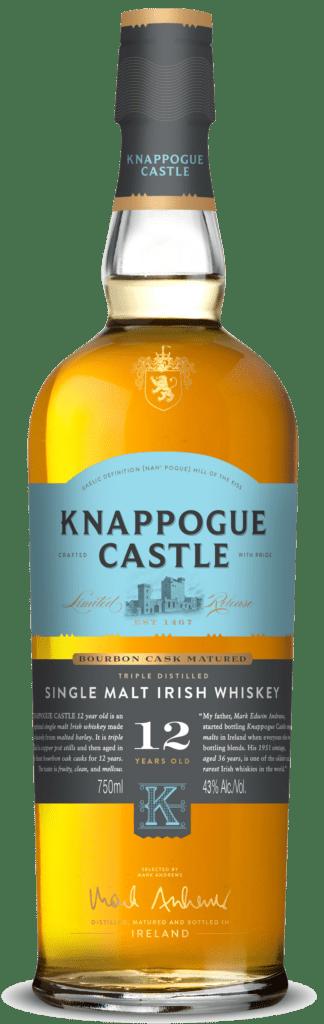 Knappogue Castle whisky bottle