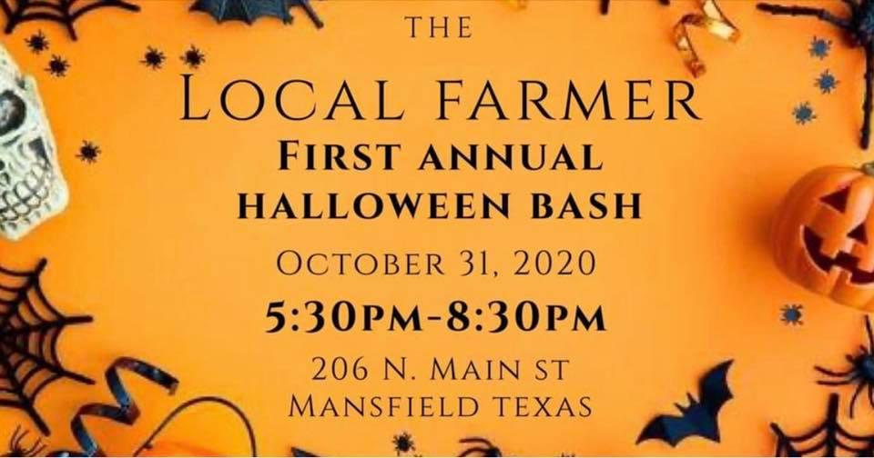 The Local Farmer Halloween