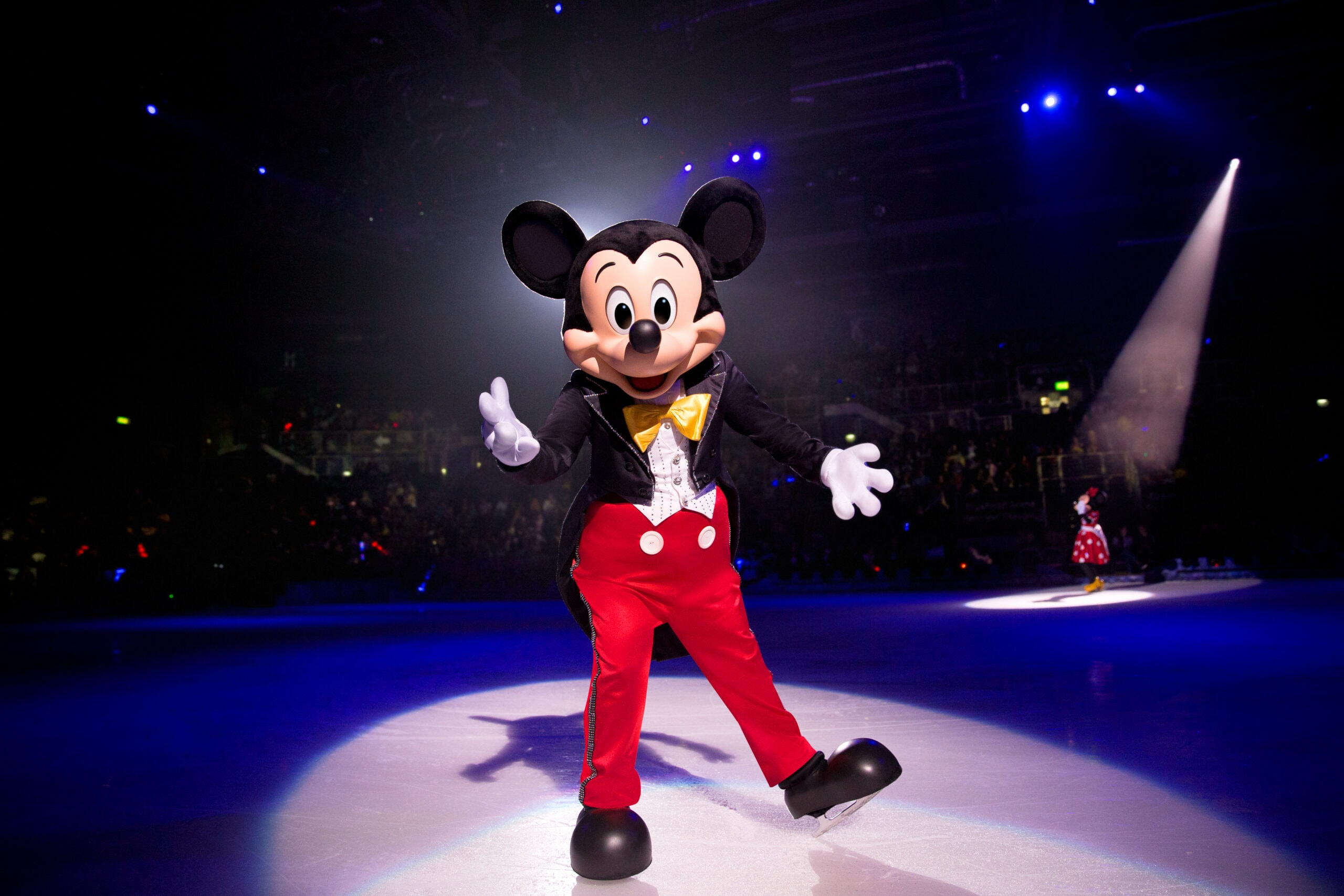 Mickey Mouse on Ice