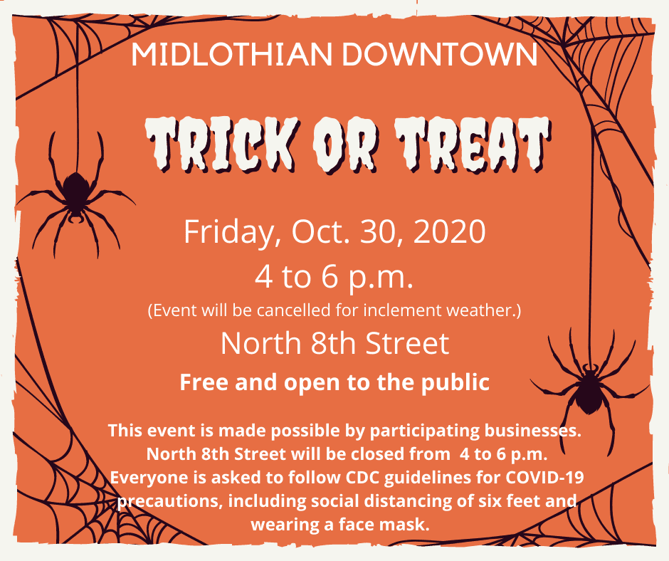 Midlo Downtown Trick or Treat