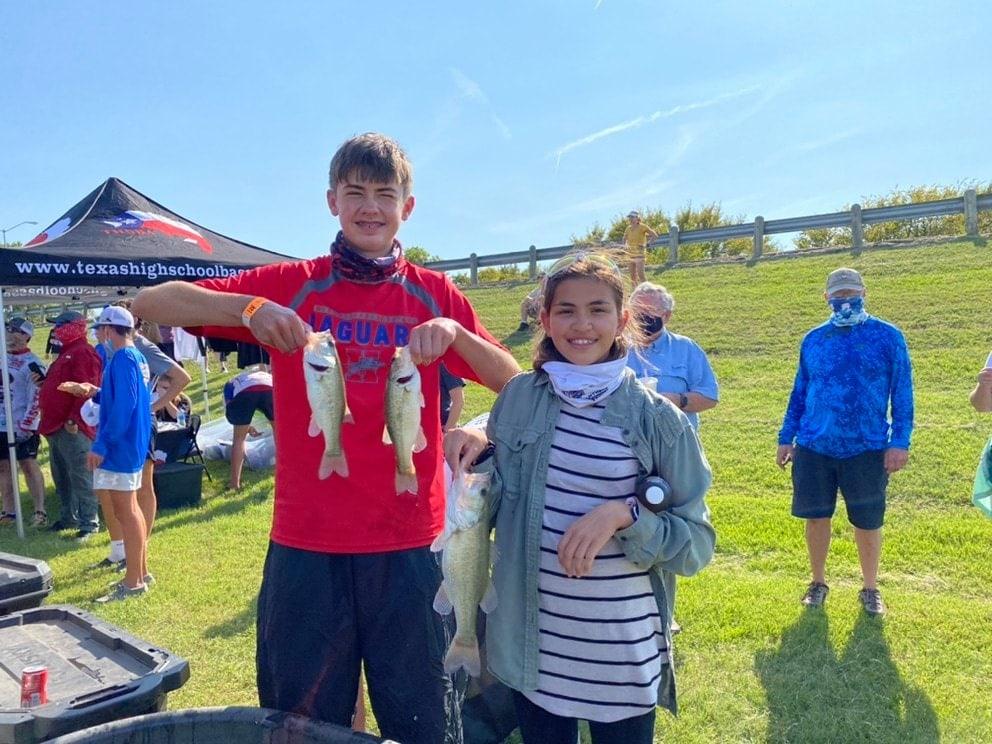 Midlothian HS fishing team wins tournament