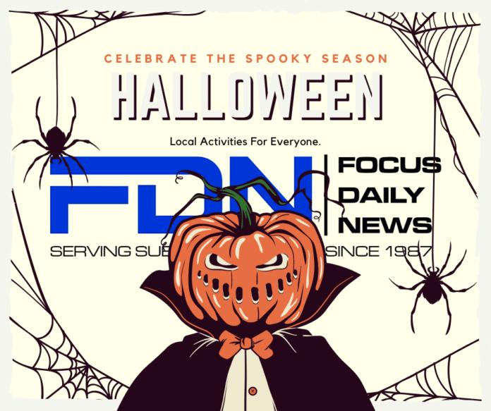 Halloween Activities Graphic