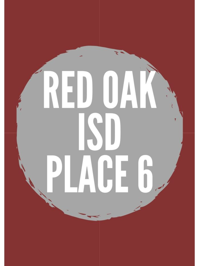 Red Oak ISD Place 6 graphic