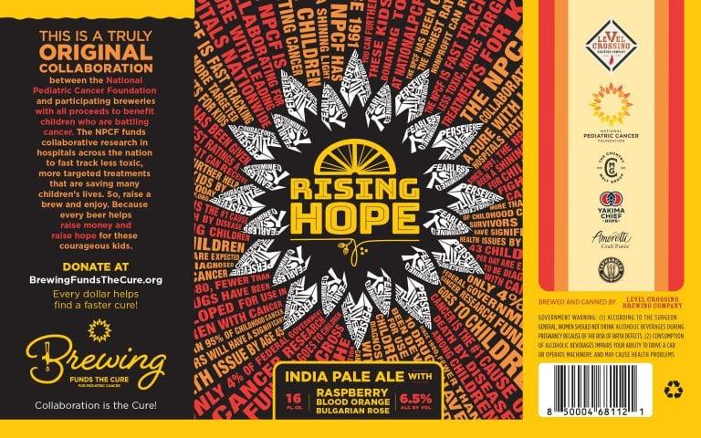 Rising Hope label