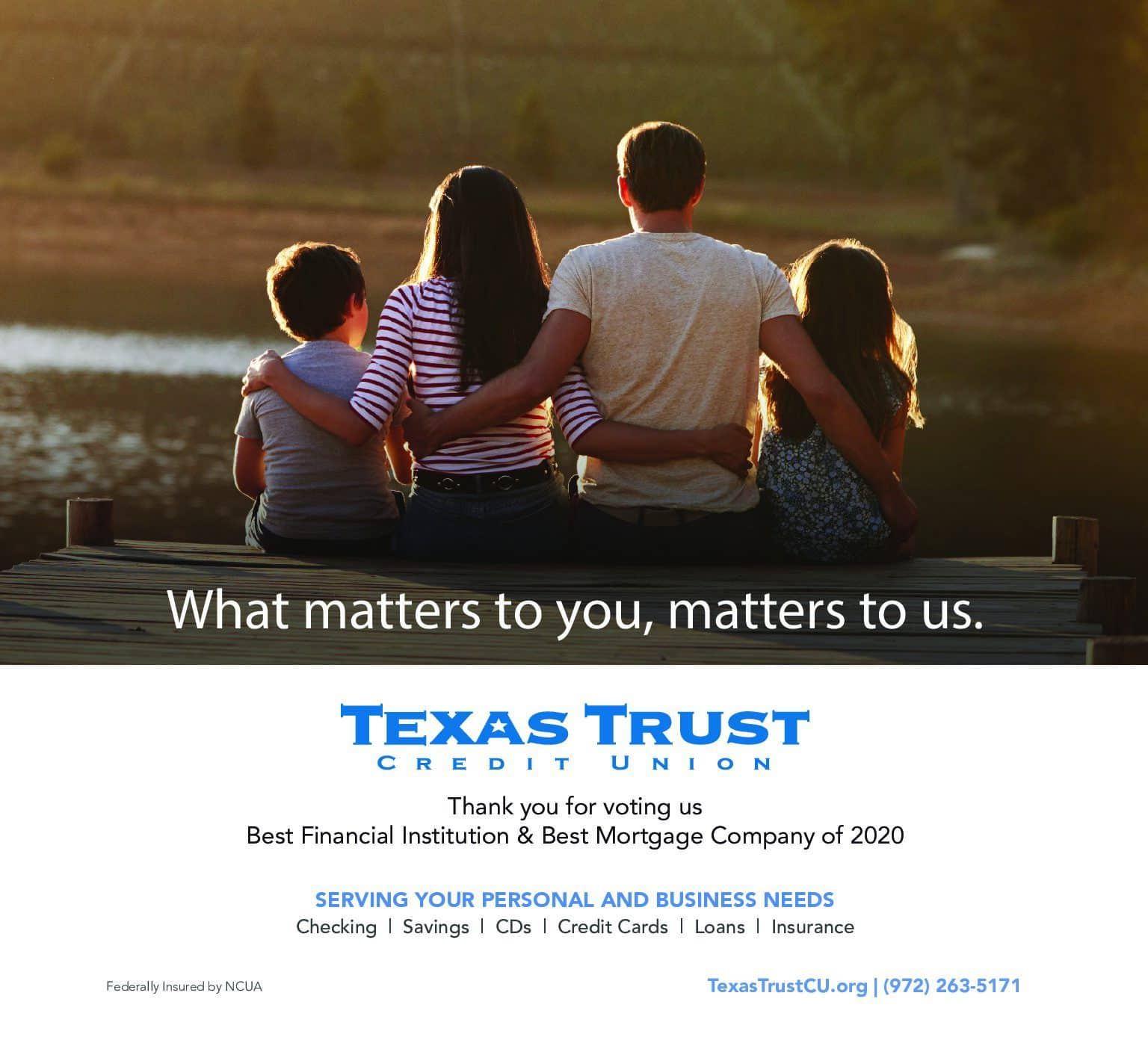Texas Trust Has History of Supporting Community