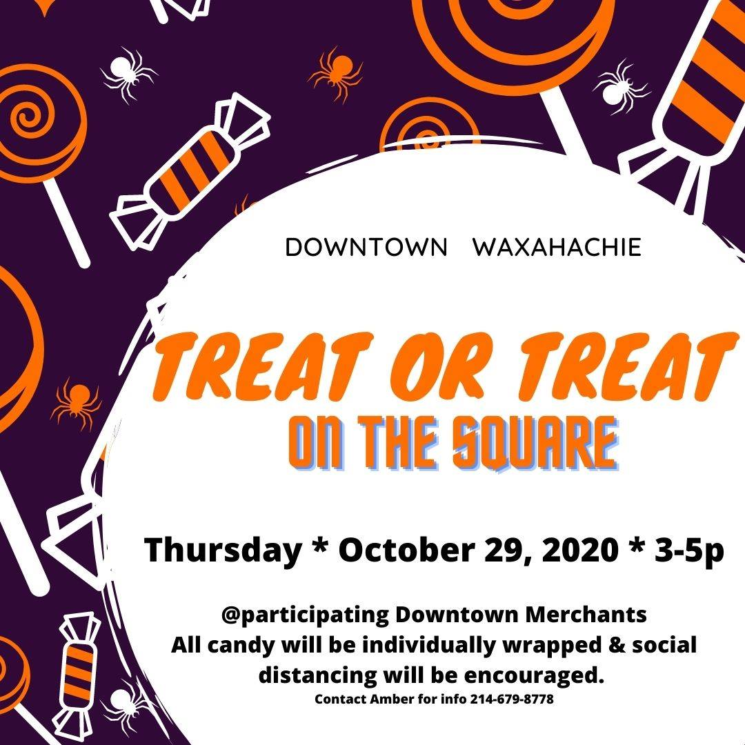 Trick or Treat Waxahachie