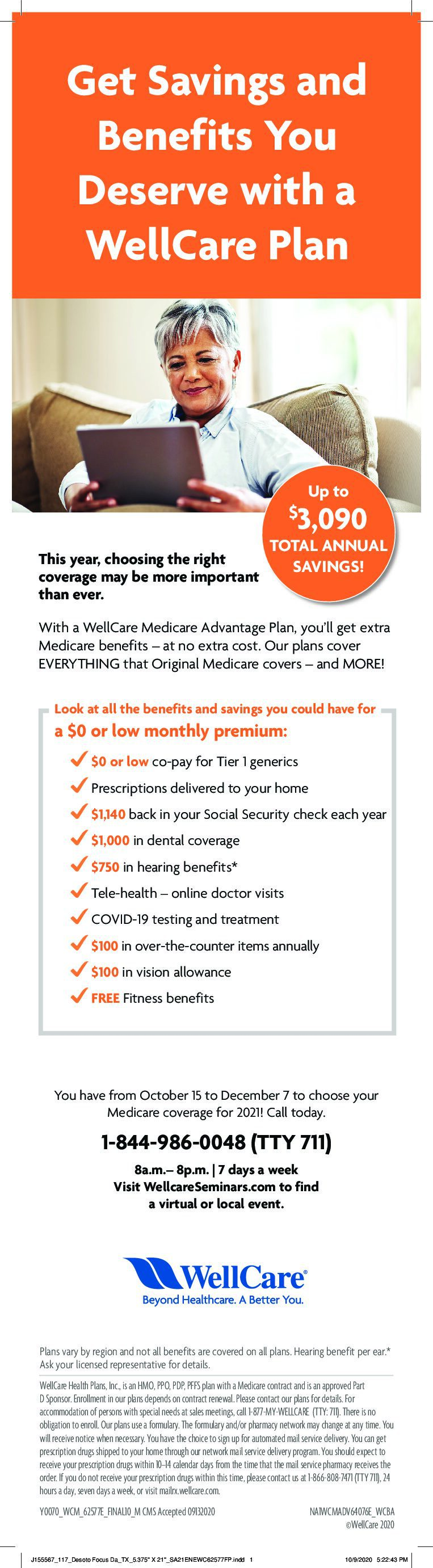 How to Select a Medicare Plan for Your Health Needs
