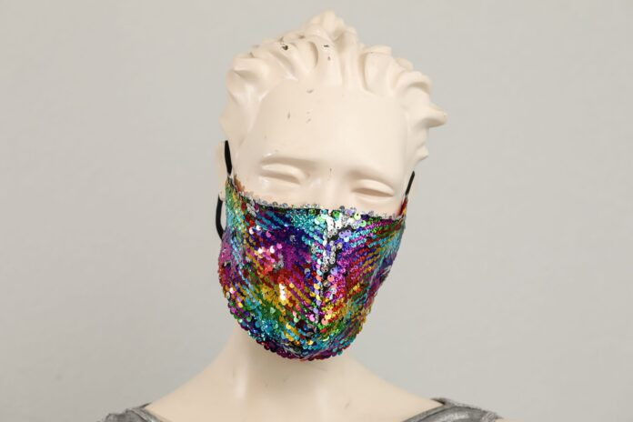 Meets Mask Fashion Exhibition