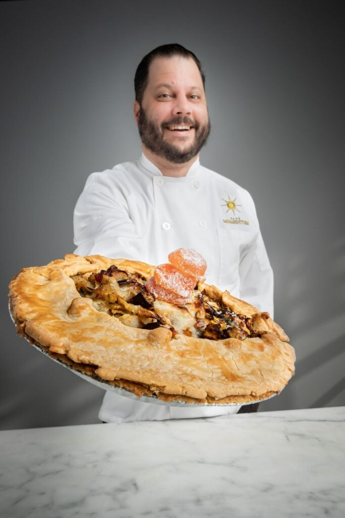 Chef Chad Houser