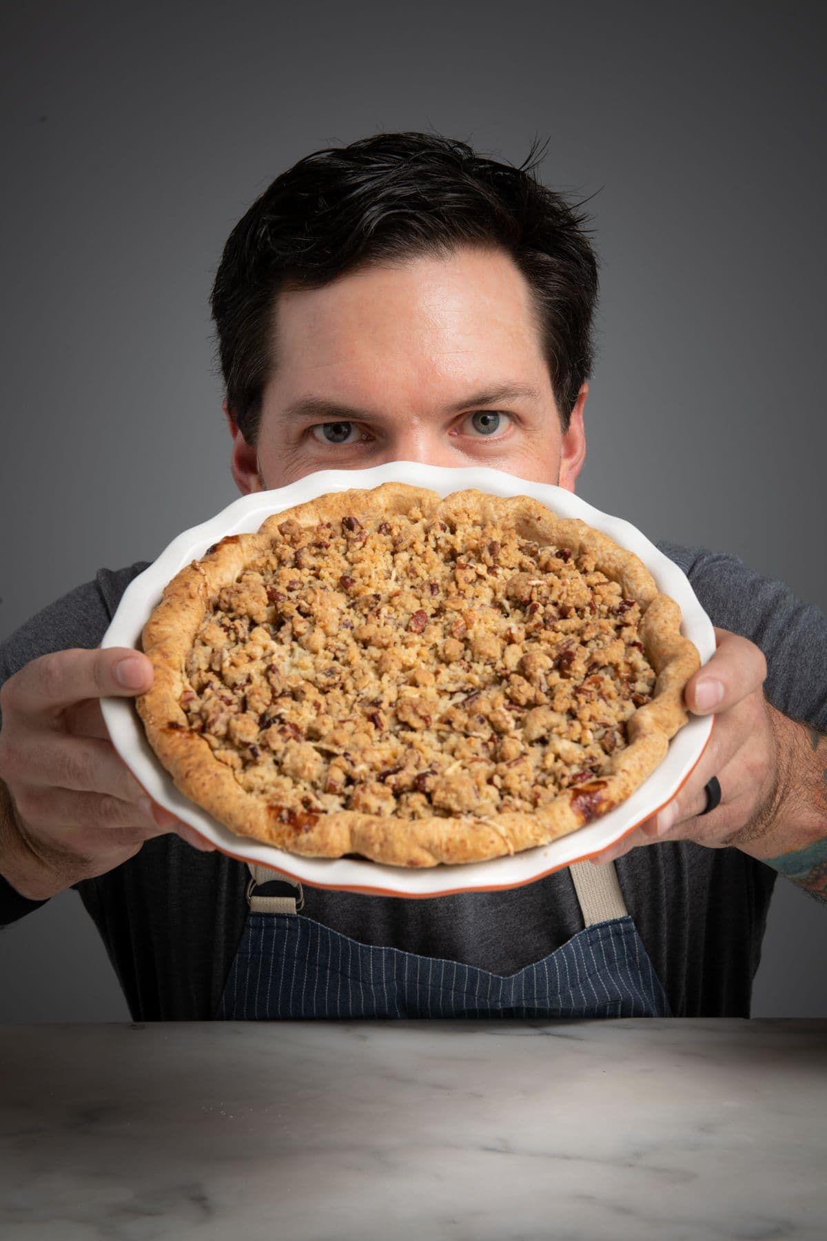 Piehole Project: 25 Celebrity Chefs donating pies