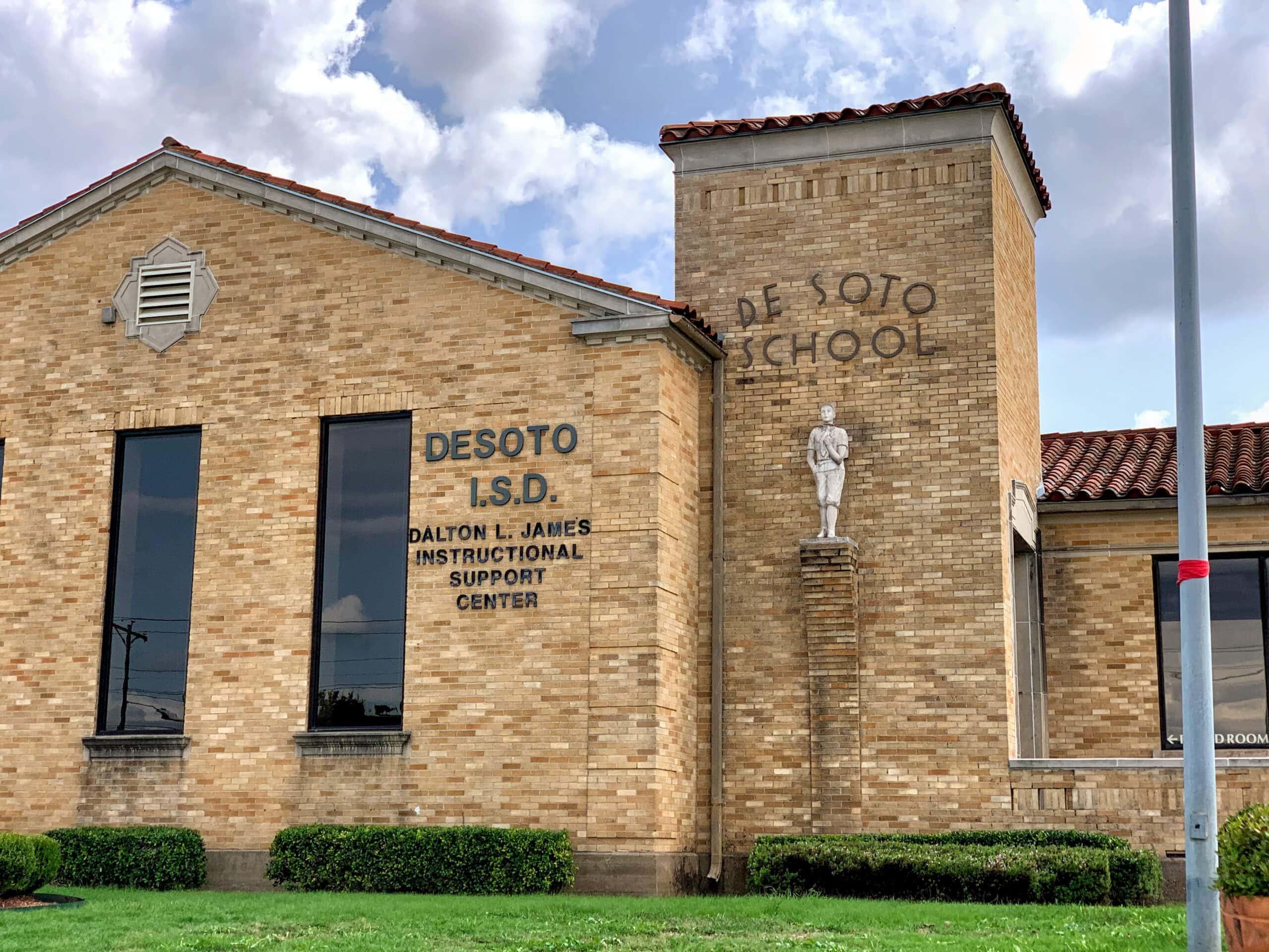 DeSoto ISD Building