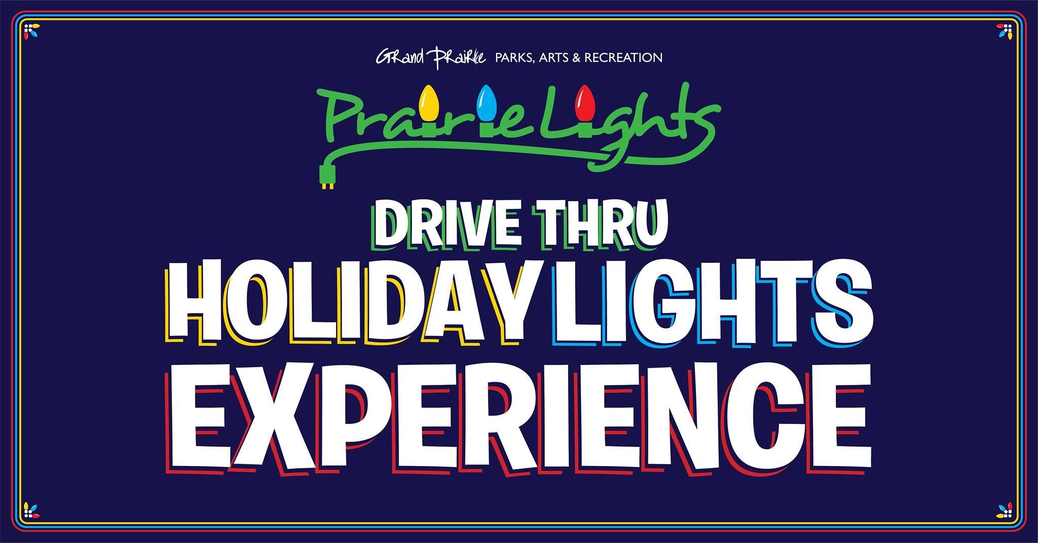 Grand Prairie Lights Poster