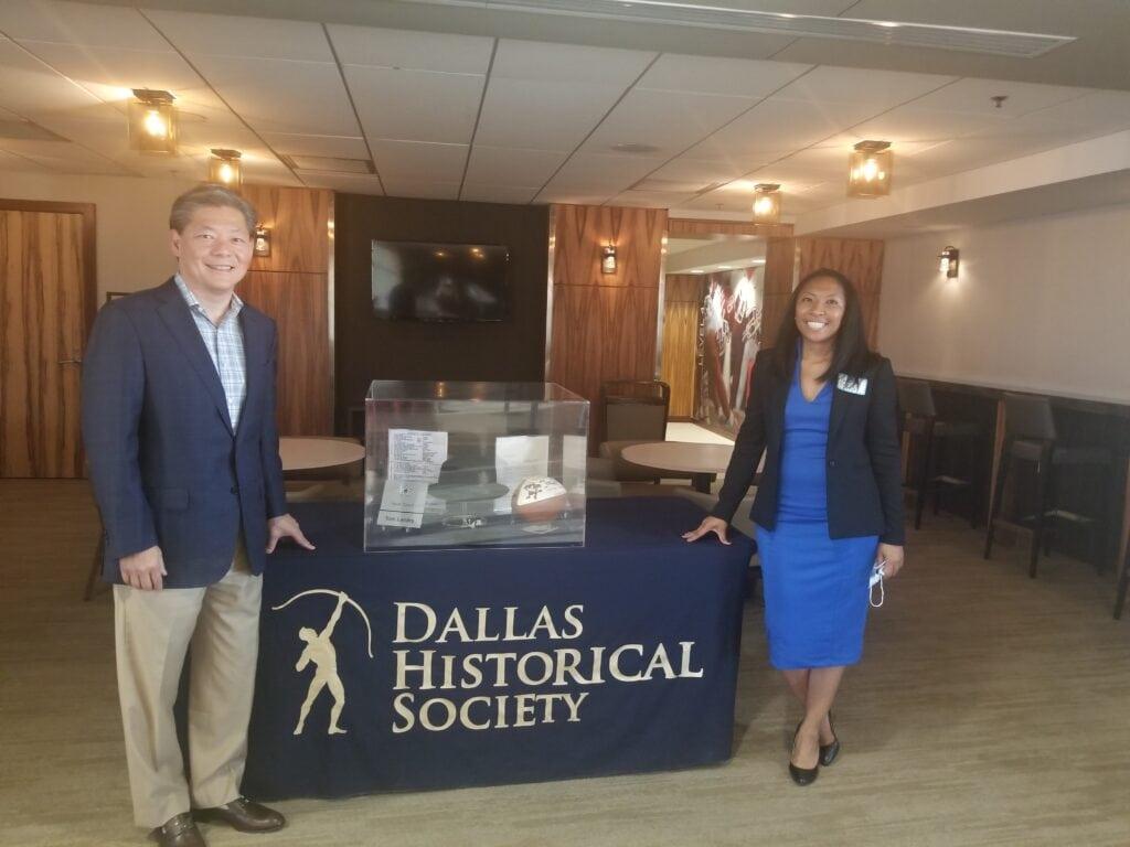 Landry Legacy Presented by Dallas Historical Society