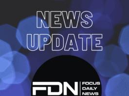 News Update poster
