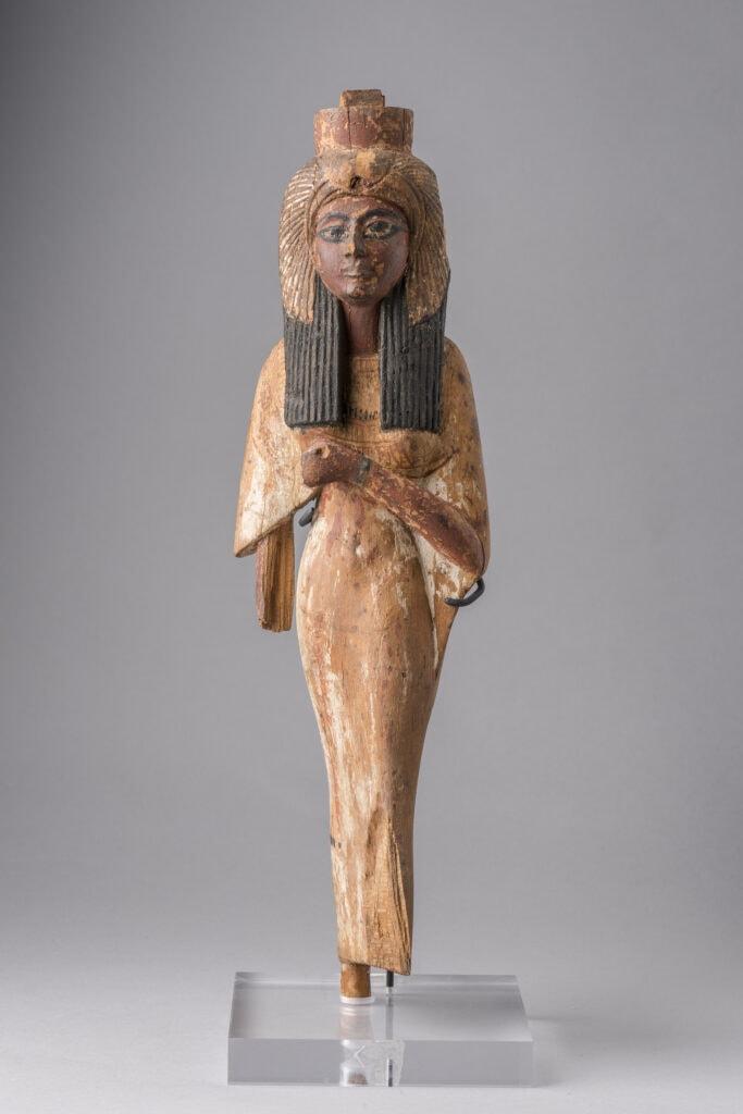 Quieen Nerfertari's Egypt opens at Kimbell Art Museum