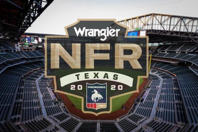 Wrangler NFR Logo