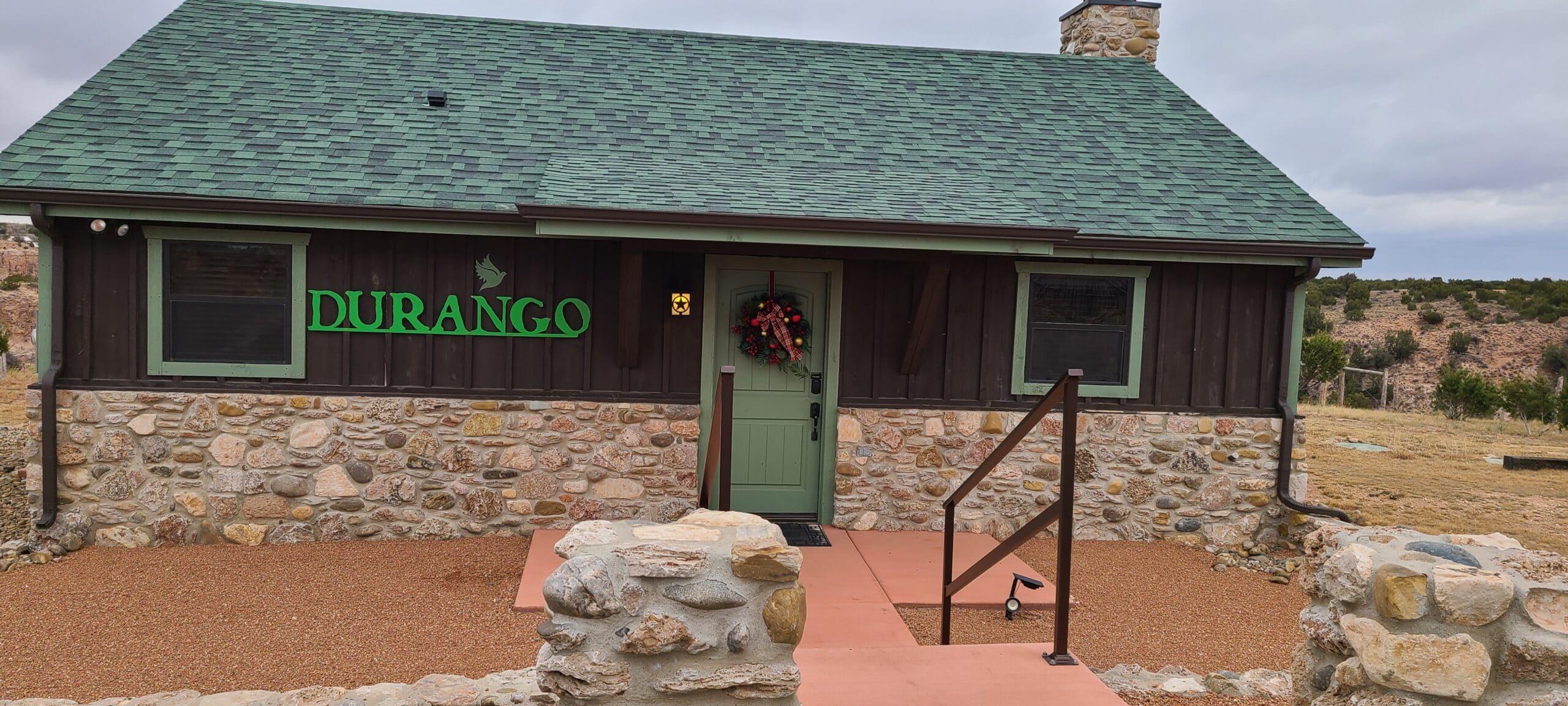Durango cabin