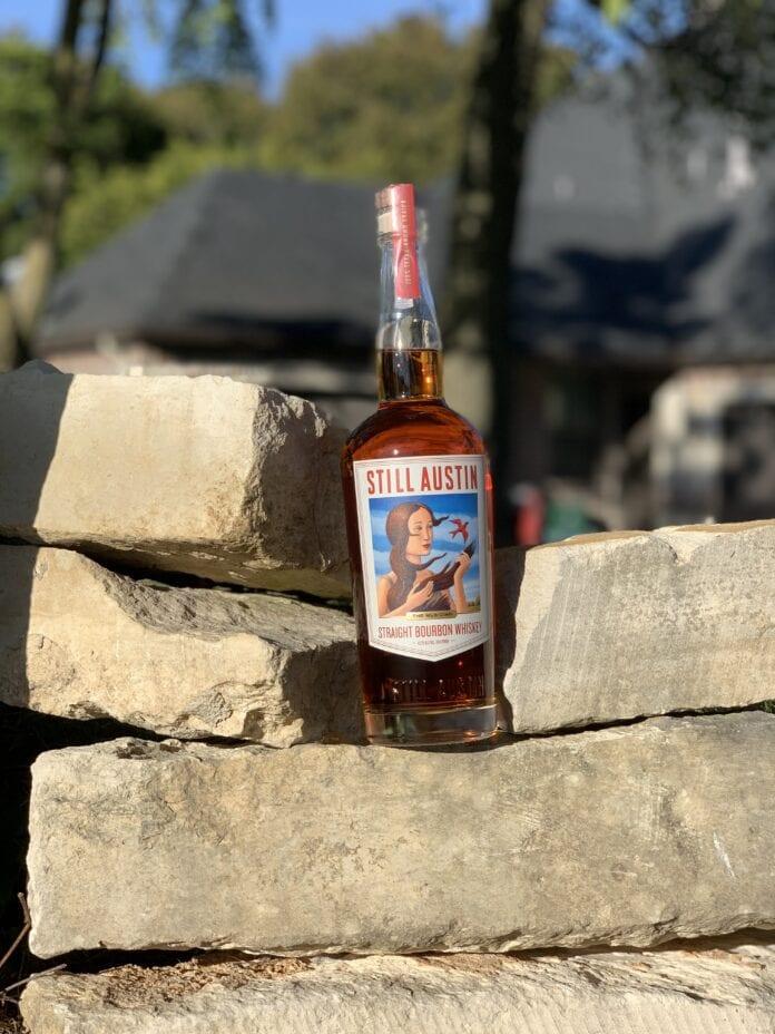 Still Austin Whiskey bottle