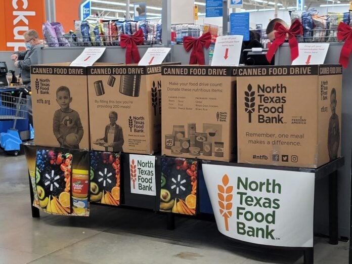 Walmart North Texas Food Bank