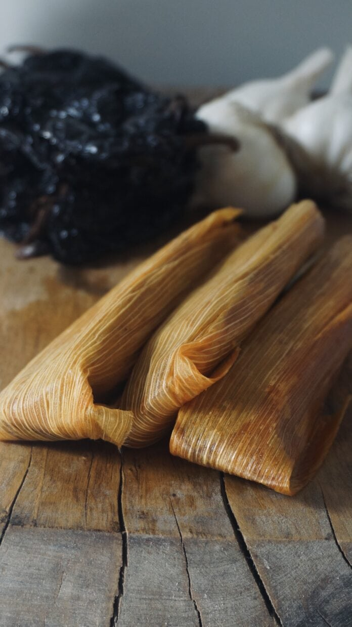 Tamales Top Everyone's Holiday List
