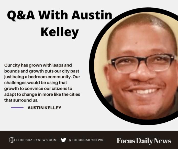 Austin Kelley