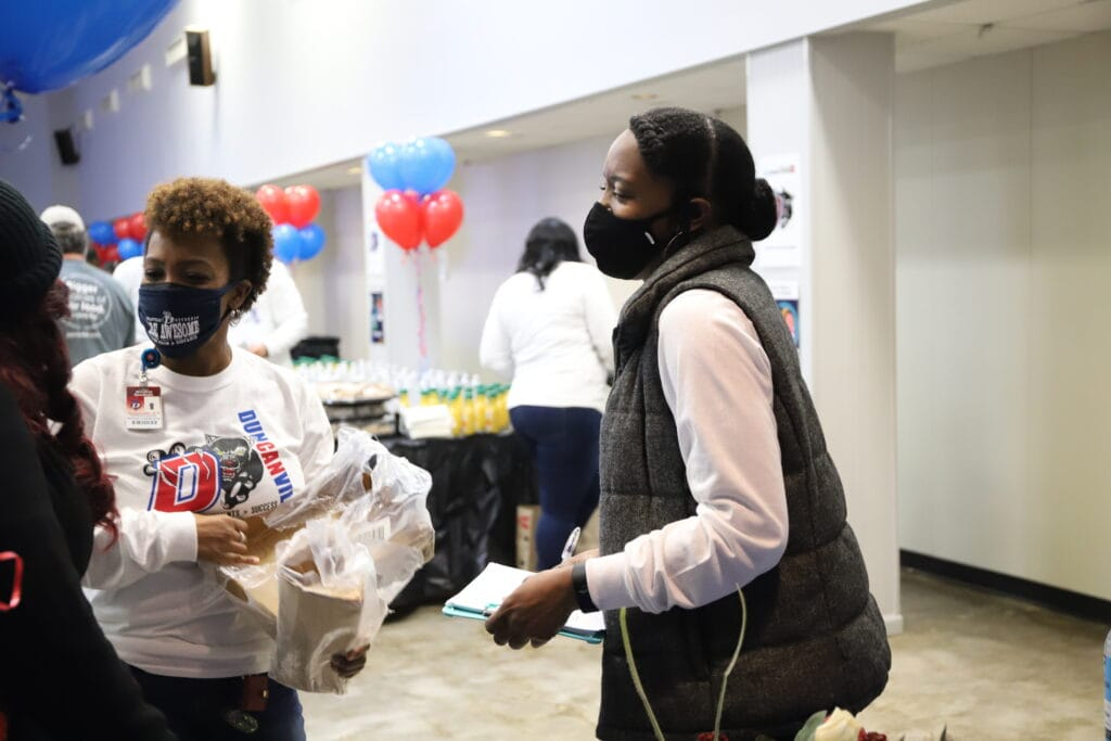 Duncanville ISD reaches out to students