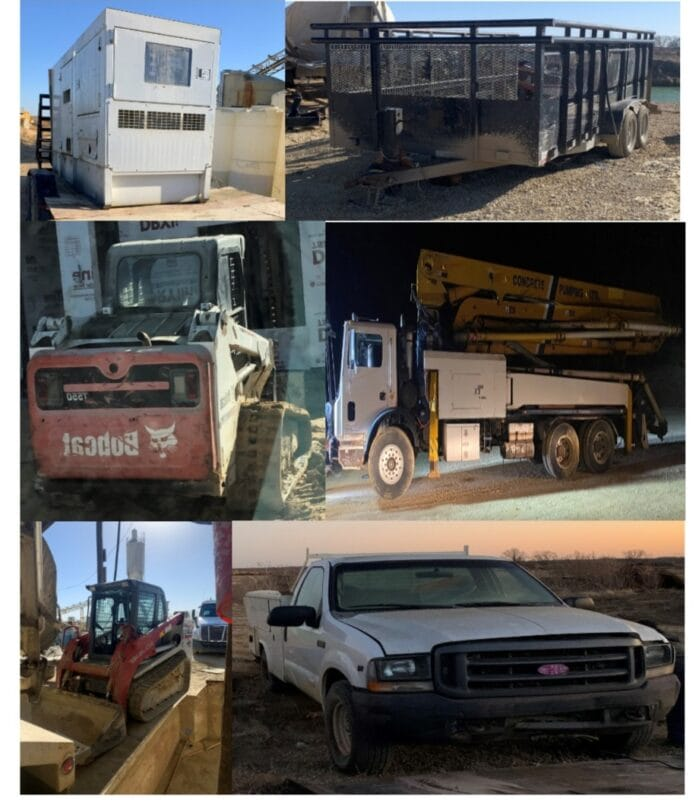 pics of construction equipment