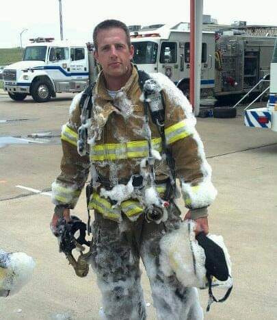 Local firefighter finally finds owners of lost camera