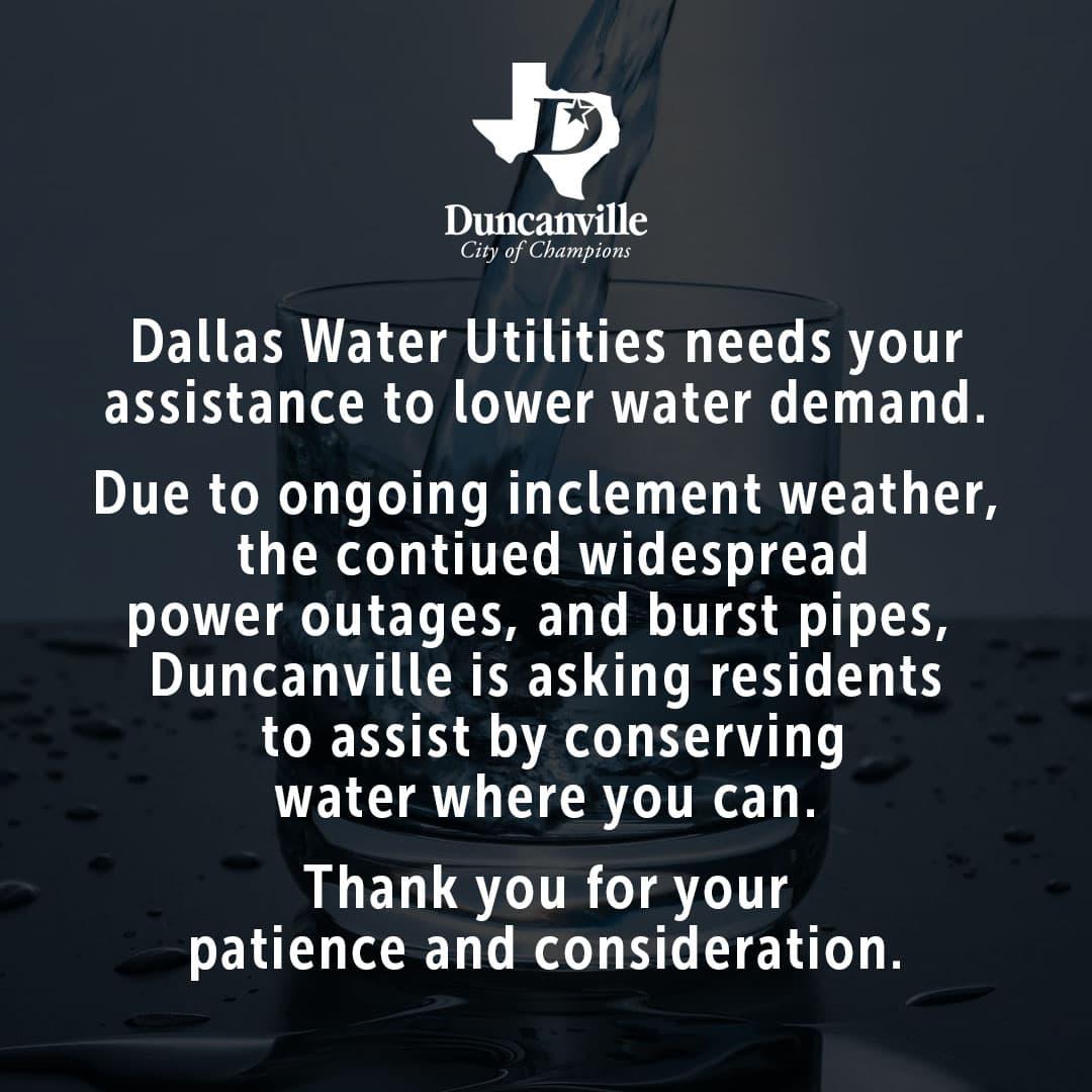 Duncanville water