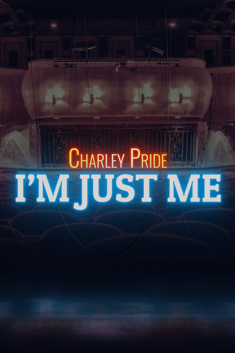 Charley Pride I'm Just Me Poster