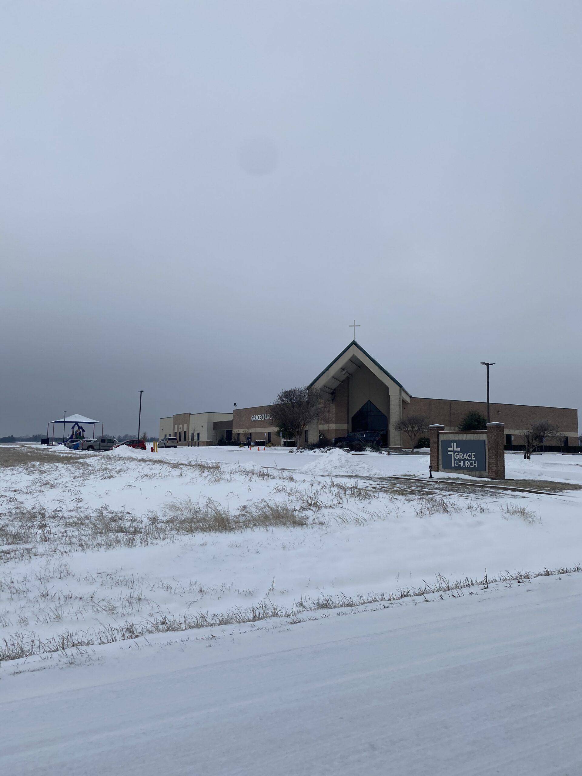 Grace Church Ovills